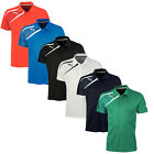 NEW PUMA SPIRIT POLO JUNIOR TRAINING FASHION FOOTBALL SPORTS CASUAL TEE SHIRTS