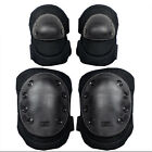 Men's Sports Knee Elbow Pad Sets Outdoor Activity Protection Safety Pro Set T114