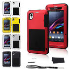 Waterproof Shockproof Aluminum Gorilla Metal Cover Case for Sony Xperia Z2