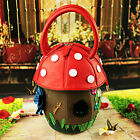 New arrive!women's cute mushroom shape handbag/cute purse(three colors)