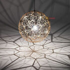 Modern Tom Dixon Etch web Pendant lamp Chandelier Ceiling Light Lighting