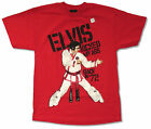 Elvis Presley Karate Red T Shirt Kicked My Ass In 1972 New Offcial