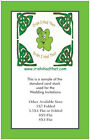 SAMPLE PACK CARD Stock FINISHES Fonts WEDDING Invitation Custom PERSONALIZED