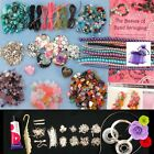 Beginners Bundle Beads, Charms & Findings Kit Wholesale Jewellery Making Job Lot