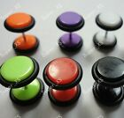 Wholesale Mix Color Body Jewelry Fake Cheater Ear Plug Expander Pierce Tunnel