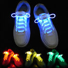 Pretty Glow Shoestring LED Flash Light Up Shoelaces Shoe Laces DISCO Dance Gift