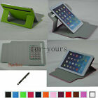 "Colorful Sucker Leather Case +Pen For 7"" Irulu Android MID M729 Q88 Tablet PC"