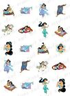 20- Nail Decals DISNEY PRINCESS Water Slide Nail Art - 7 Designs To Choose From