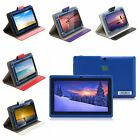 "IRULU 7"" X1 Tablet PC 8GB Android 4.2 Dual Core Camera 1.5 GHz WIFI Blue w/Case"
