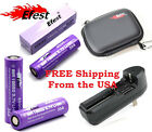 eFest * 2500mAh 18650 V1 Flat Top*AUTHENTICITY CODE High Drain Rechargable Li-HM