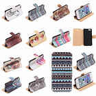 Charming Flip Wallet Phone Fuax Leather Case Cover SKin For Apple iPhone 5/5S~vx