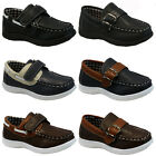 NEW BOYS KIDS SMART DRESS INFANT BOAT FORMAL FASHION BACK TO SCHOOL SHOES SIZE