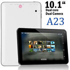 10.1 Inch Google Android 4.2 Tablet PC 8GB Dual Camera 10 Inch 1GB RAM WIFI MID