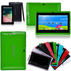 """16GB Multi-Color 7"""" Allwinner A23 Dual Core Android 4.2 Camera WIFI Tablet PC"""