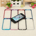 Ultra Thin Metal Aluminum Frame Bumper Case For iPhone 5 5G 5S 0.7mm