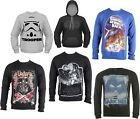 Star Wars Hoodies & Sweatshirts S to XXL Official Lucasfilm Ltd - New With Tags