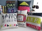 """Colourful Lovely Sweet Home Decor Throw Pillow Case Cushion Cover Square 18"""""""