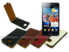 Vertical Leather Case Cover for Samsung Galaxy S II S2 i9100