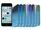 Raindrops Water Drip Wet Effect Clear Gradient Hard Case for iPhone 5c