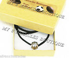 Silver BASKETBALL Suede Cord NECKLACE Euro Charm Boys Girls Teen Child Coach Mom