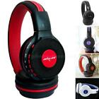 New Stereo Multifunction Headset With TF Card MP3 Player FM Radio Headphone PHNG