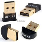 35 Wireless Mini USB Bluetooth 4.0 Adapter Dongle Device For Windows8/7/XP/Vista