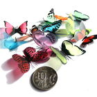Mini - Small Butterflies - 3D, 9 Colours to choose from, Decorations, Walls