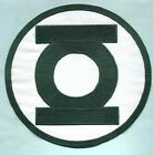 """Large 8"""" Green Lantern Corps Classic Style Embroidered Iron-On Patch"""