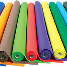 Poster Display Paper 10mtr Variety of Colours ** Free Shipping ** - KW13166