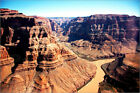 """Poster / Leinwandbild """"The Grand Canyon"""" - Photographed by Victoria Phipps ©"""