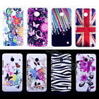 For Nokia Lumia 630 N630 New Stylish Luxury Printed Plastic Back Case Cover Skin