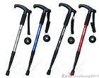 NWT Alpenstock Hiking Pole Telescopic Walking Trekking Cane Stick Outdoor Sports