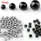 100x 16G Fashion Punk Stainless Steel Ball Beads Body Piercing Accessories Gift