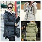 women Korean new fashion large size women thick winter down jacket coats