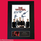 THE NATIONAL Signed Autograph Mounted Photo Repro A4 Print 519