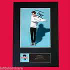 TROYE SIVAN Signed Autograph Mounted Photo REPRODUCTION PRINT A4 21x30cm