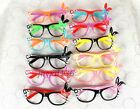 Blog a Mulity Candy Color Cute Rabbit Style Sunglasses No Lens For Boy&Girl