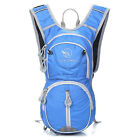 New Men Women 12L Riding Cycling Travel Bag Hiking Camping Backpack Rucksack