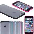 ColourfuI Matte Hard Clear Cover Case Soft Bumper Side For Apple 4.7'' iPhone 6