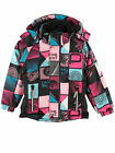 NAME IT Mdchen KIDS Funktions Winterjacke SLOPE  pink Gr.110 bis Gr.164 NEU