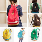 1PC New Fashion Women Backpack Canvas Leisure Travel  Bag School Bag Rucksack BB