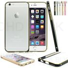"""Luxury Metal Aluminum Alloy Bumper Hard Frame Shell Case Cover For iPhone 6 4.7"""""""