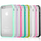 """BUMPER HARD BACK GEL SILICONE CASE FOR the APPLE iPHONE 6 4.7"""" inch Accessories"""
