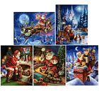 Christmas Paint By Numbers Schipper Santa Claus 2010 2011 2012 2013