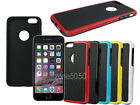 Hybrid Soft Hard Case for Apple iPhone 6 Plus 5.5""