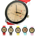 FASHION NICE WOMEN MATHEMATICS DIAL QUARTZ FASHION WRIST WATCH