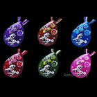 Fashion Jewelry Enamel Horse Butterfly Charms New sweater chain pendent necklace