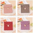 Girl Storage Hold Sanitary Napkin Bag Case Organizer Polka Dot Travel Pouch