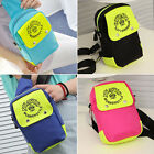 Women's Colorful Nylon Sling Bag Fanny Pack Chest Bag Messenger Backpack Casual