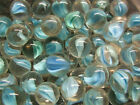 """COLLECTORS MARBLES 50 X SMALL 16mm 0.6"""" CATS EYES ASSORTED * YOU CHOOSE COLOURS"""